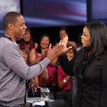 "Jay Z On Oprah Presents ""Master Class"""