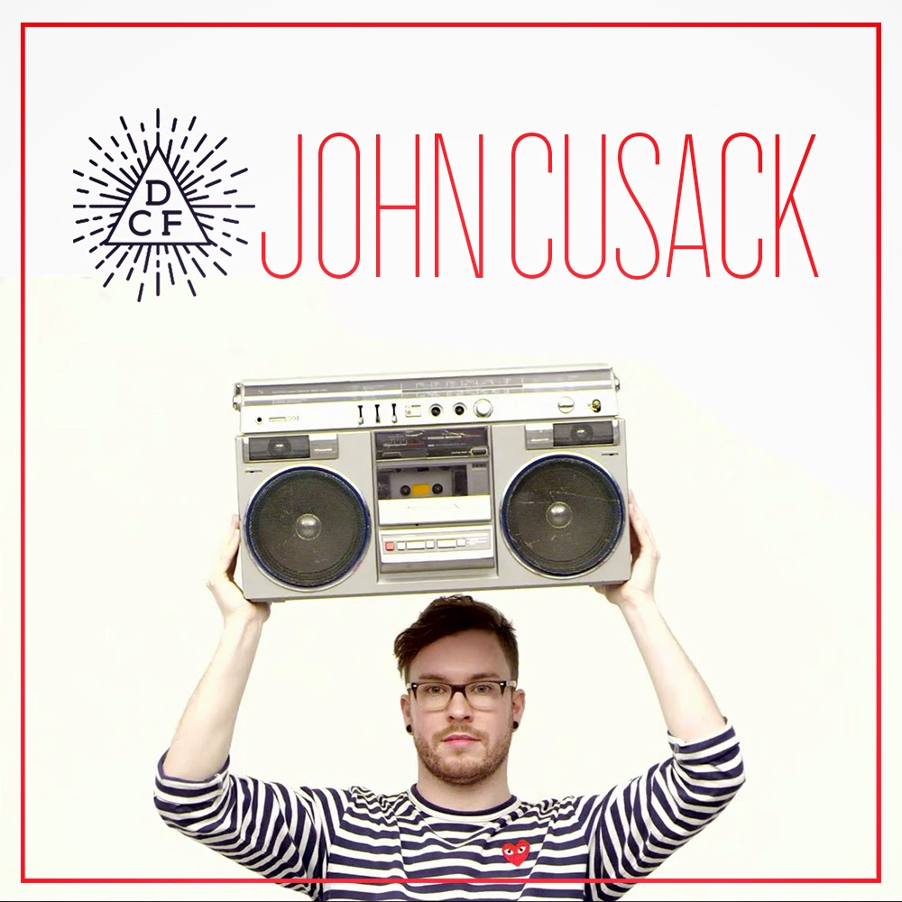 NEW VIDEO: DCF – JOHN CUSACK